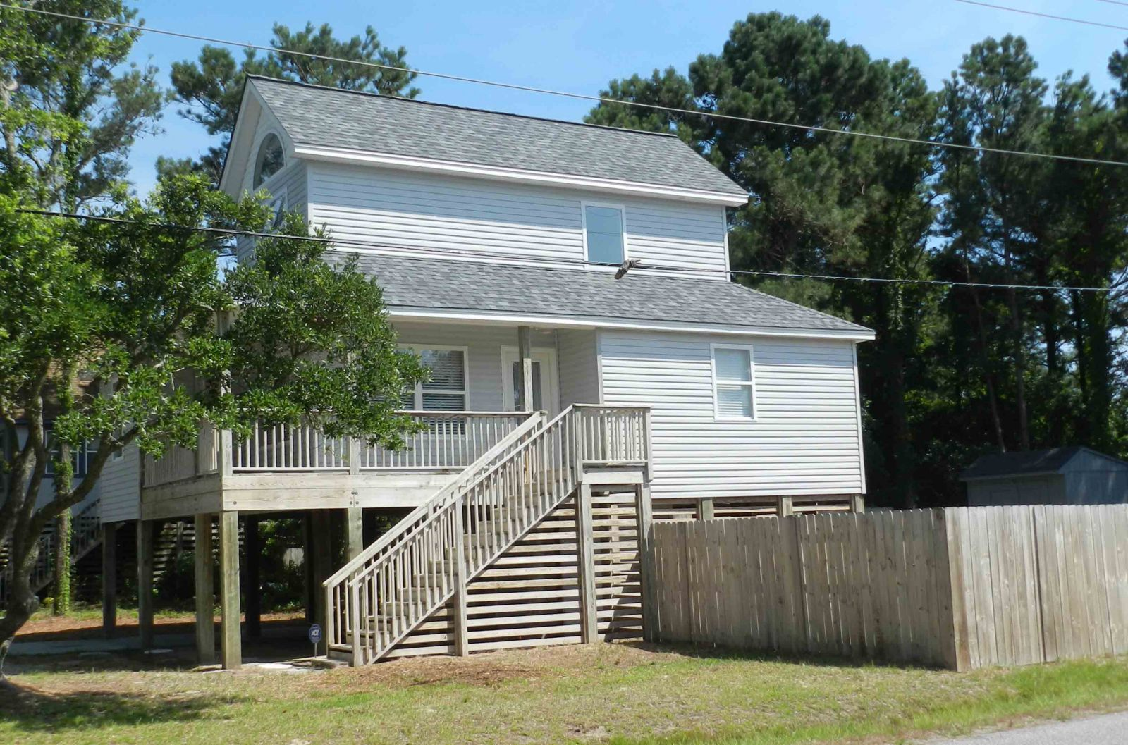 vacation outer southern shores rentals realty home banks cottage