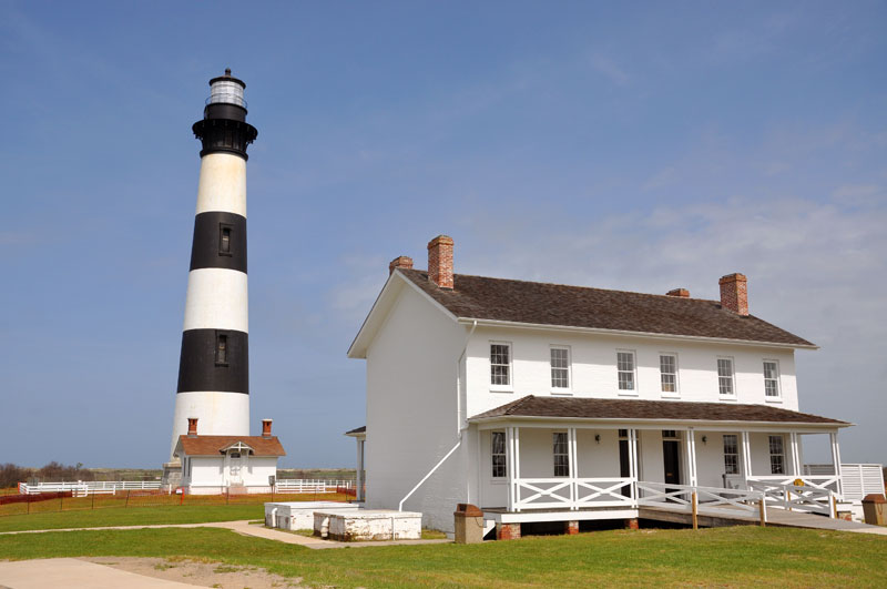Lighthouse on the Outer Banks