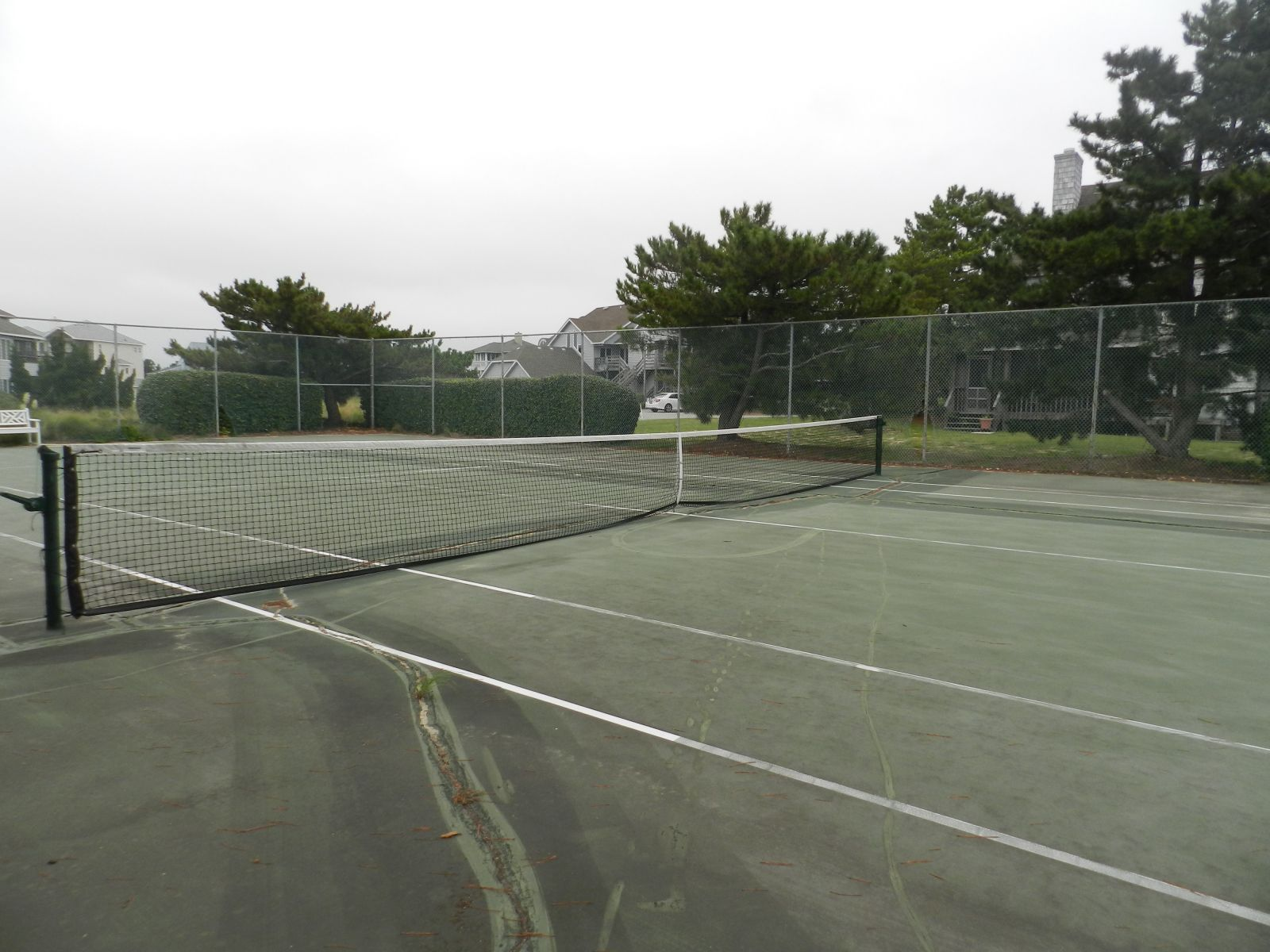 Nantucket Tennis Court