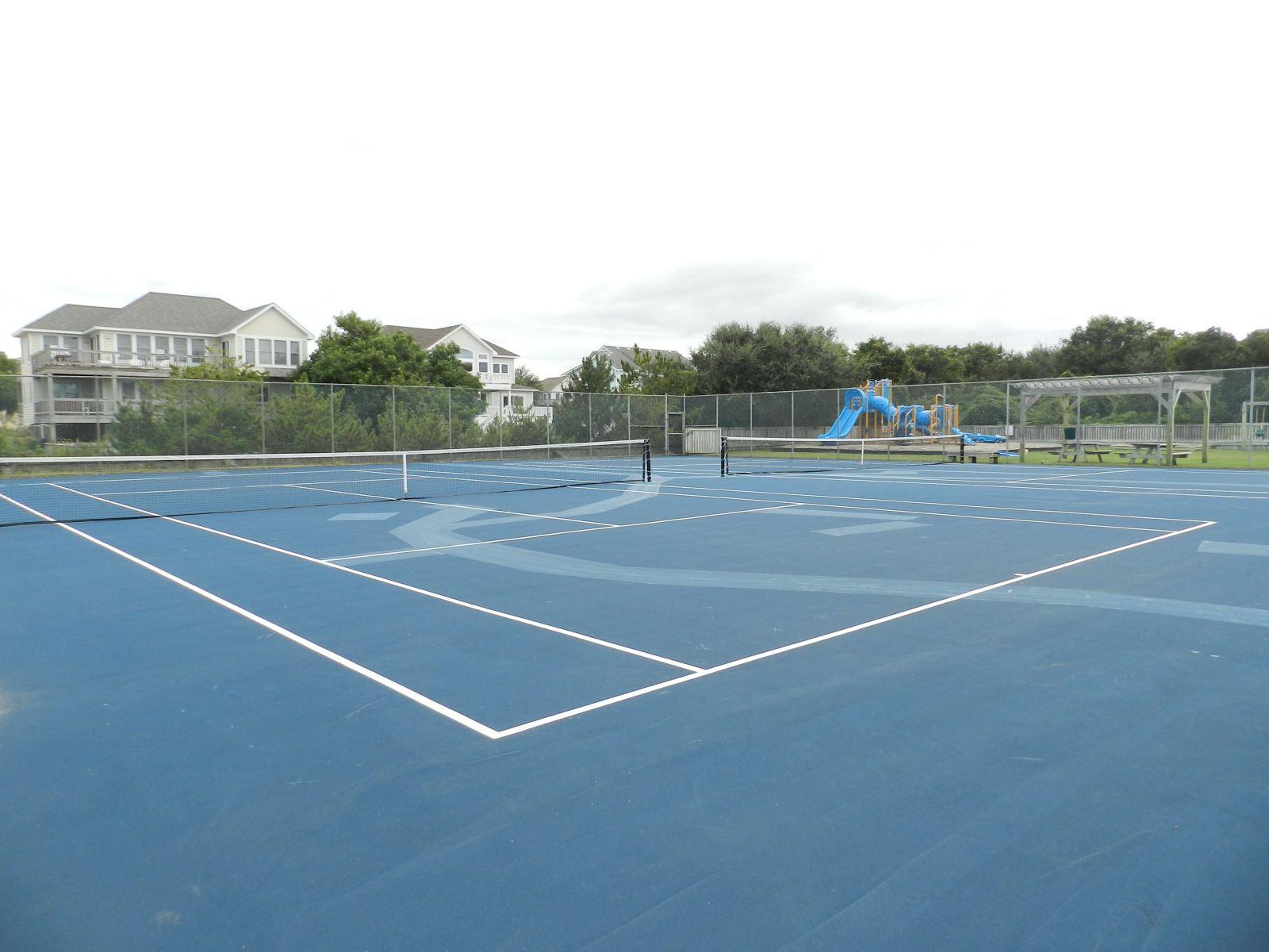 Schooner Ridge Tennis Court