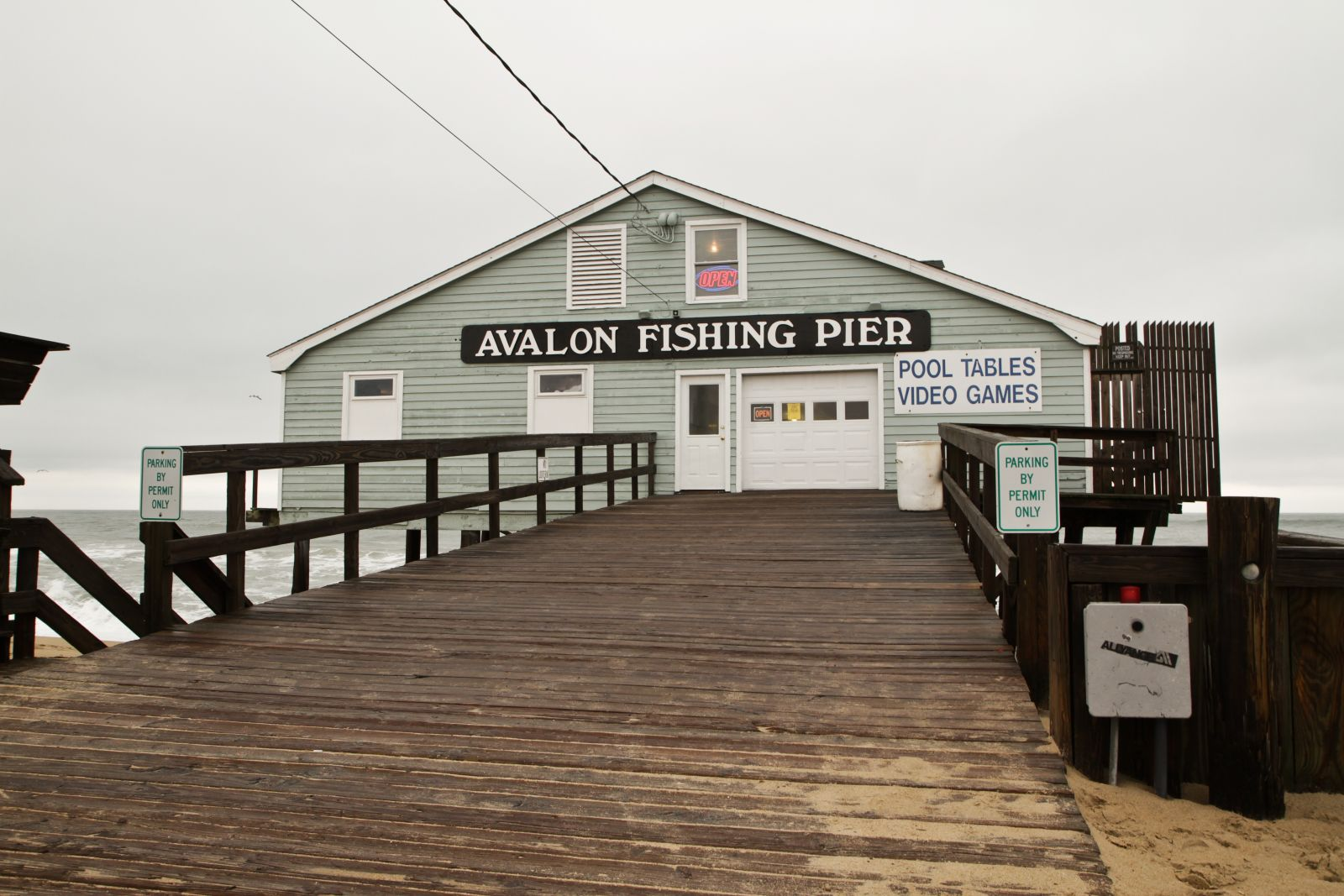 Things to do in nags head atlantic realty nc for Do you need a fishing license on a pier