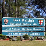 Fort Raleigh Historic Site