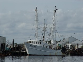 Outer Banks Fishing Boat